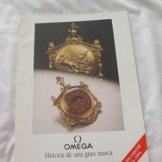 Herramientas de relojes: EDICION ESPECIAL CENTENARIO REVISTA RELOJ OMEGA. Lote 149605466
