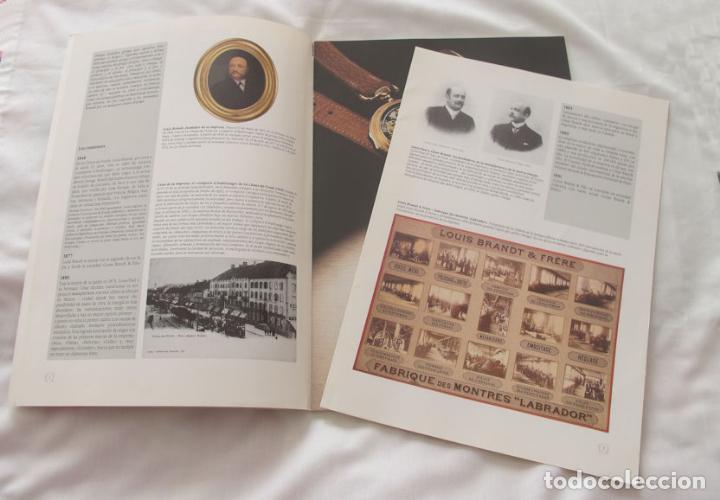 Herramientas de relojes: EDICION ESPECIAL CENTENARIO REVISTA RELOJ OMEGA - Foto 2 - 149605466