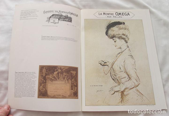 Herramientas de relojes: EDICION ESPECIAL CENTENARIO REVISTA RELOJ OMEGA - Foto 3 - 149605466