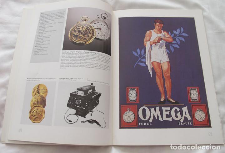 Herramientas de relojes: EDICION ESPECIAL CENTENARIO REVISTA RELOJ OMEGA - Foto 4 - 149605466