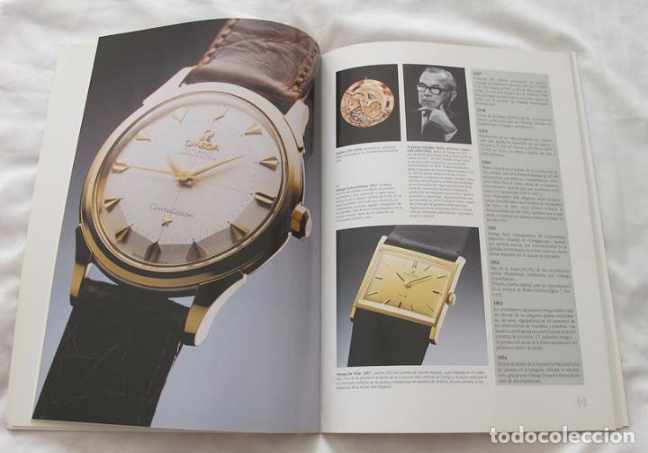 Herramientas de relojes: EDICION ESPECIAL CENTENARIO REVISTA RELOJ OMEGA - Foto 6 - 149605466
