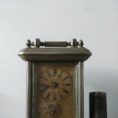 Herramientas de relojes: ANTIGUO RELOJ TIPO CARRUAJE/JUNGHANS ALEMÁN CON SONERIA/ SIGLO XIX/XX. Lote 151709464