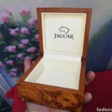 Herramientas de relojes: CAJA DE RELOJ JAGUAR. Lote 152301673