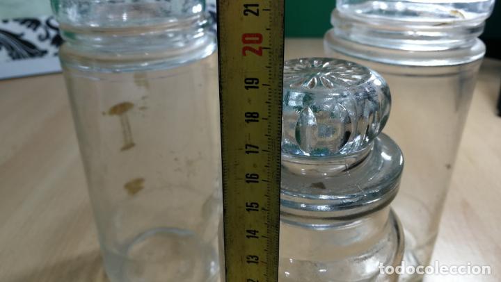 Herramientas de relojes: TRES FRASCOS DE ANTIGUA RELOJERÍA. DOS DE LA MARCA OMEGA - Foto 40 - 152373822
