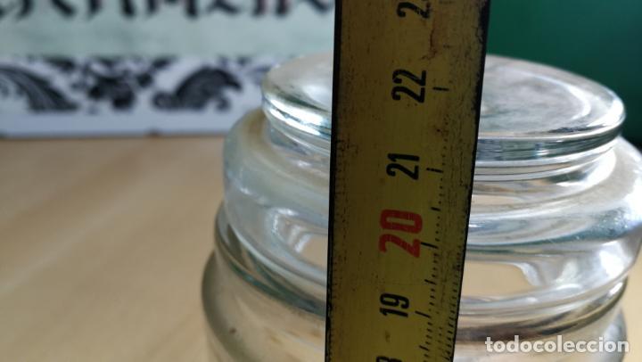 Herramientas de relojes: TRES FRASCOS DE ANTIGUA RELOJERÍA. DOS DE LA MARCA OMEGA - Foto 43 - 152373822
