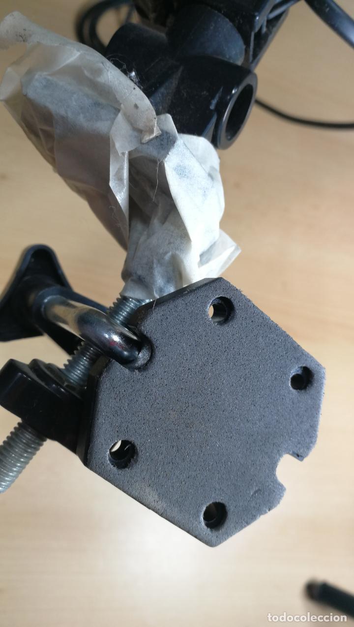 Herramientas de relojes: Lampara foco de trabajo azul, para taller de relojero o relojería - Foto 6 - 152649554