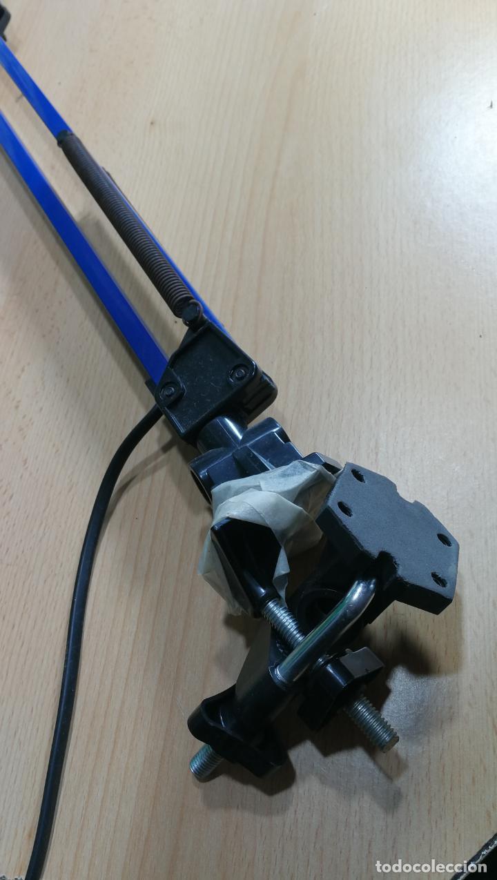 Herramientas de relojes: Lampara foco de trabajo azul, para taller de relojero o relojería - Foto 13 - 152649554