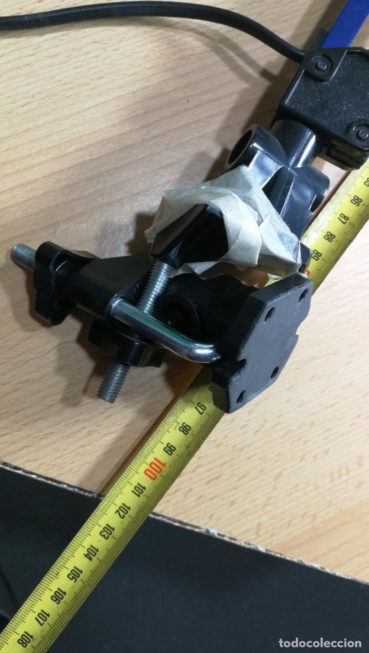 Herramientas de relojes: Lampara foco de trabajo azul, para taller de relojero o relojería - Foto 30 - 152649554