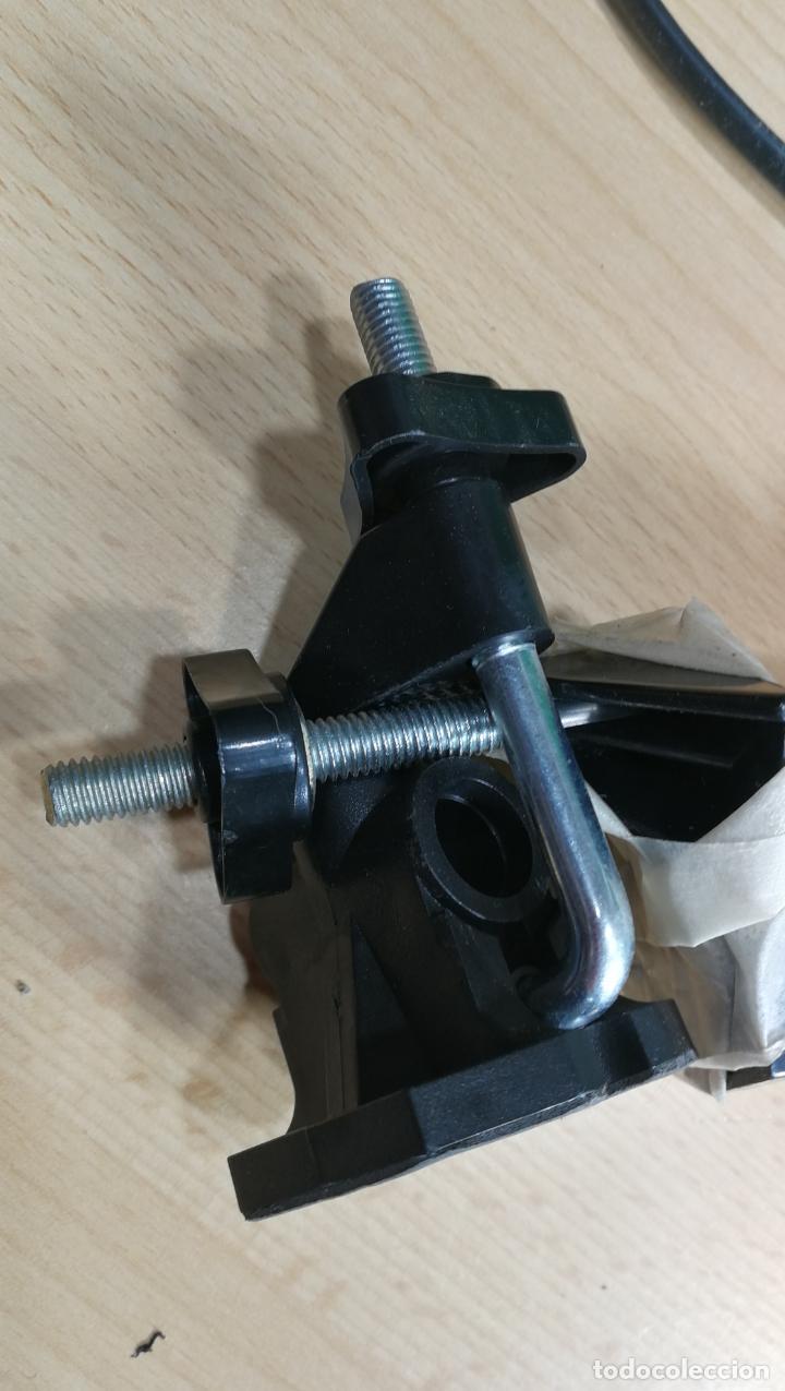 Herramientas de relojes: Lampara foco de trabajo azul, para taller de relojero o relojería - Foto 31 - 152649554