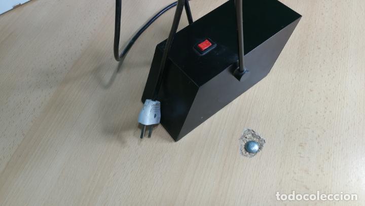 Herramientas de relojes: Lampara sobremesa ideal para mesa trabajo de relojero, joyero, etc, regulación de intensidad varias - Foto 10 - 152650322