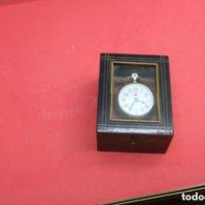 Herramientas de relojes: RELOJERA DE VIAJE INGLESA CON FORMA DE CAJA. Lote 155655166