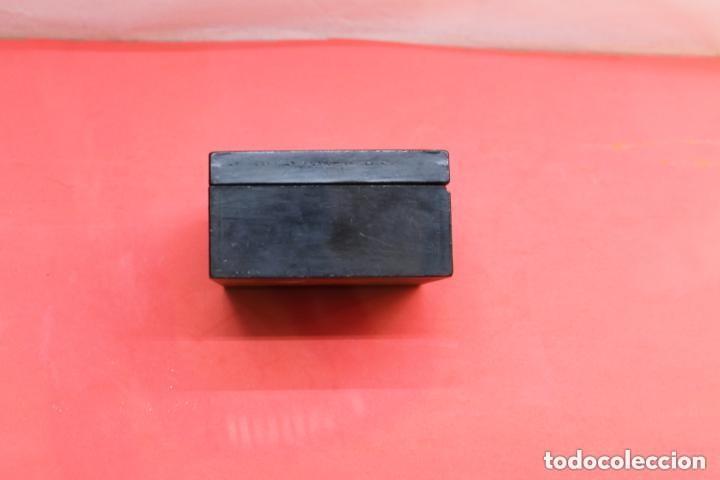 Herramientas de relojes: RELOJERA DE VIAJE INGLESA CON FORMA DE CAJA - Foto 3 - 155655166