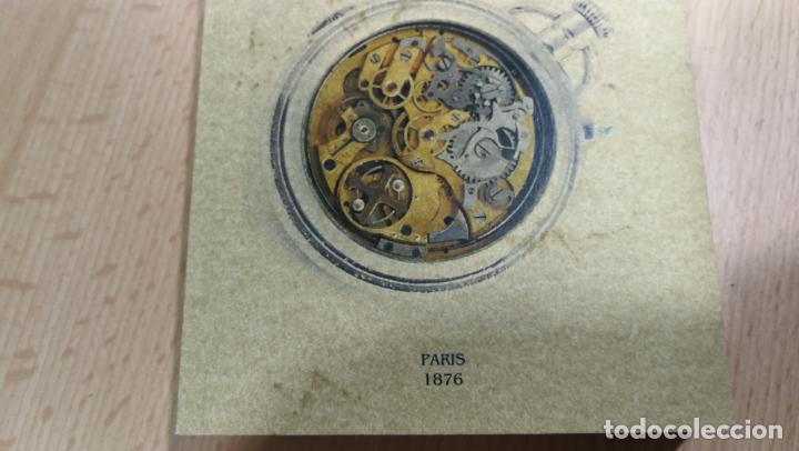 Herramientas de relojes: Tres magníficos libros para el estudiante del reloj y la relojería, tratados de diferentes décadas - Foto 5 - 156734558