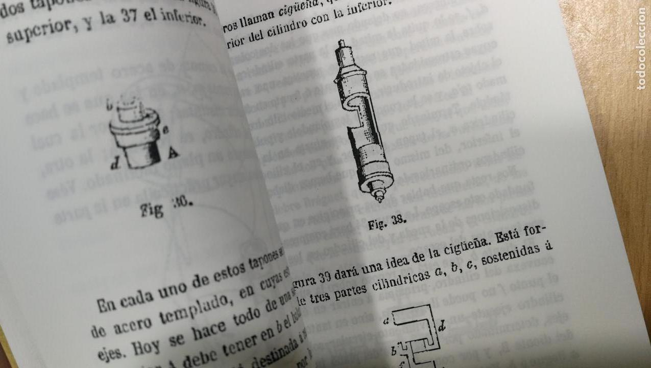 Herramientas de relojes: Tres magníficos libros para el estudiante del reloj y la relojería, tratados de diferentes décadas - Foto 9 - 156734558