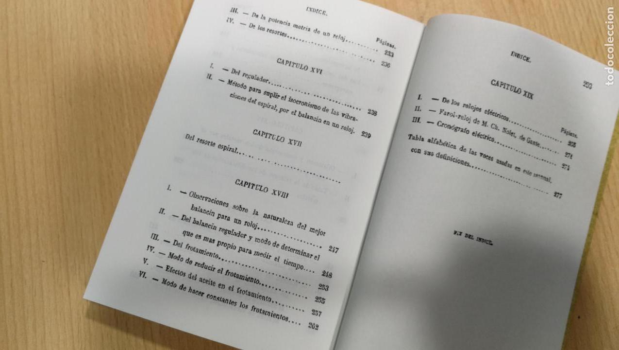 Herramientas de relojes: Tres magníficos libros para el estudiante del reloj y la relojería, tratados de diferentes décadas - Foto 15 - 156734558