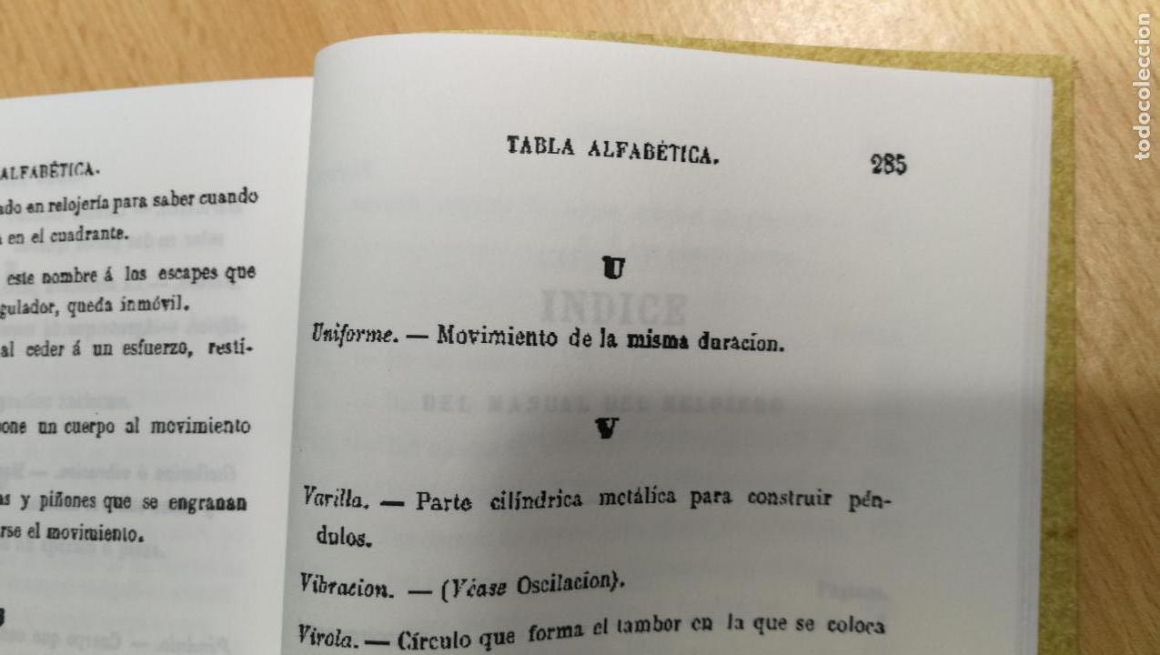 Herramientas de relojes: Tres magníficos libros para el estudiante del reloj y la relojería, tratados de diferentes décadas - Foto 16 - 156734558