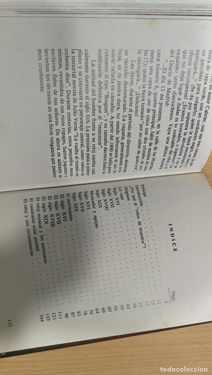 Herramientas de relojes: Tres magníficos libros para el estudiante del reloj y la relojería, tratados de diferentes décadas - Foto 39 - 156734558