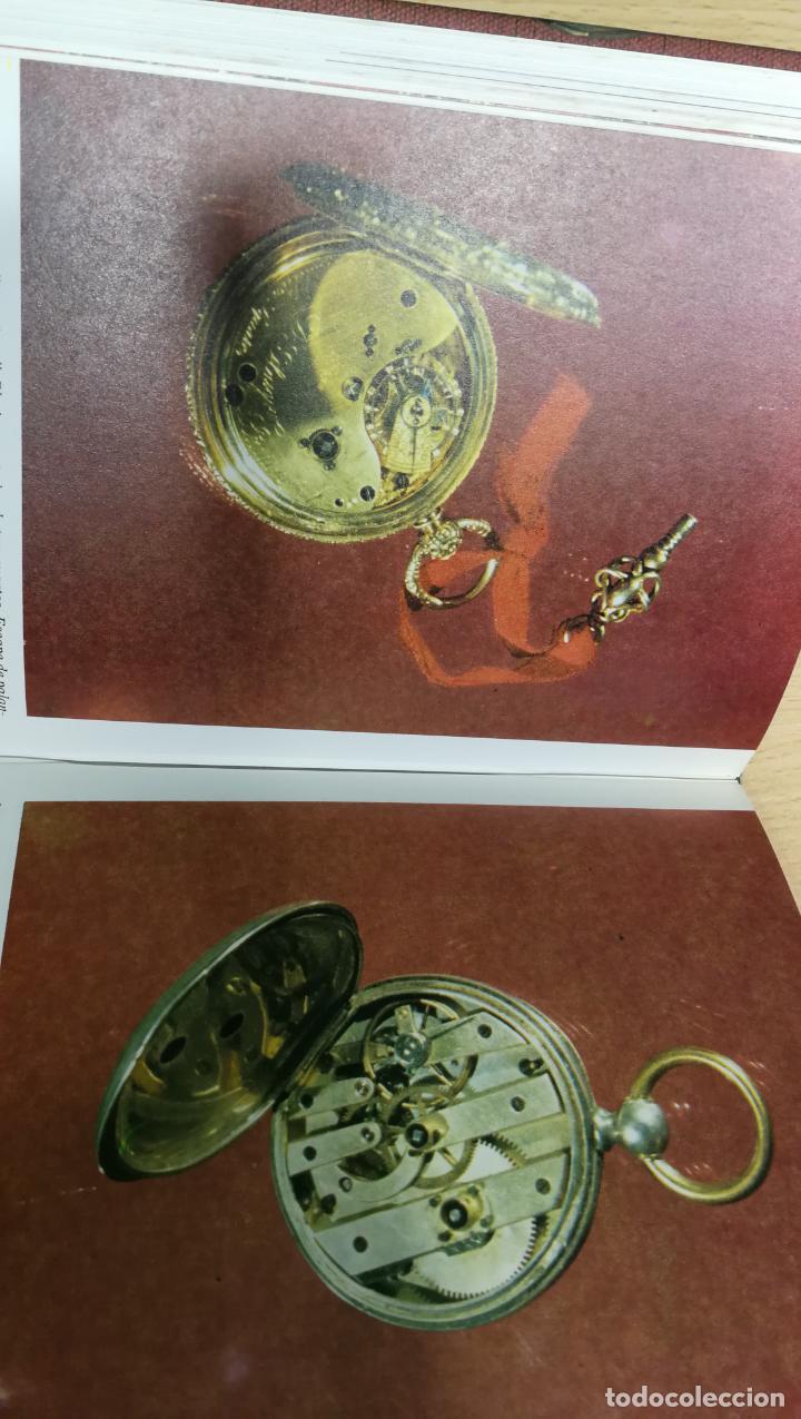 Herramientas de relojes: Tres magníficos libros para el estudiante del reloj y la relojería, tratados de diferentes décadas - Foto 40 - 156734558