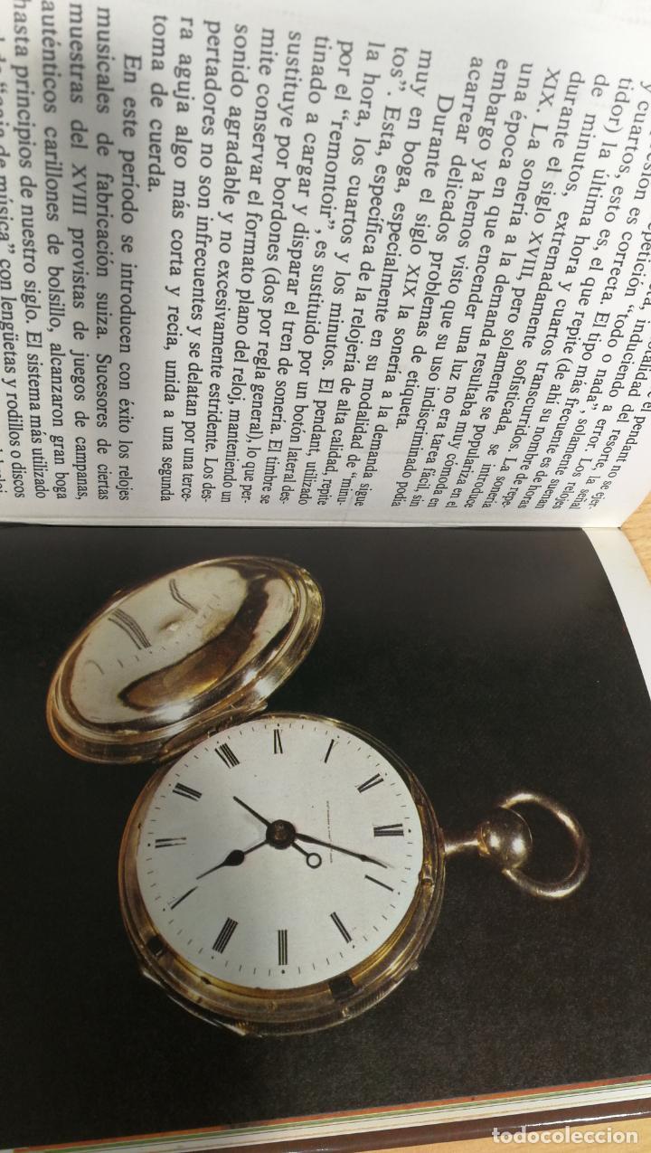 Herramientas de relojes: Tres magníficos libros para el estudiante del reloj y la relojería, tratados de diferentes décadas - Foto 41 - 156734558