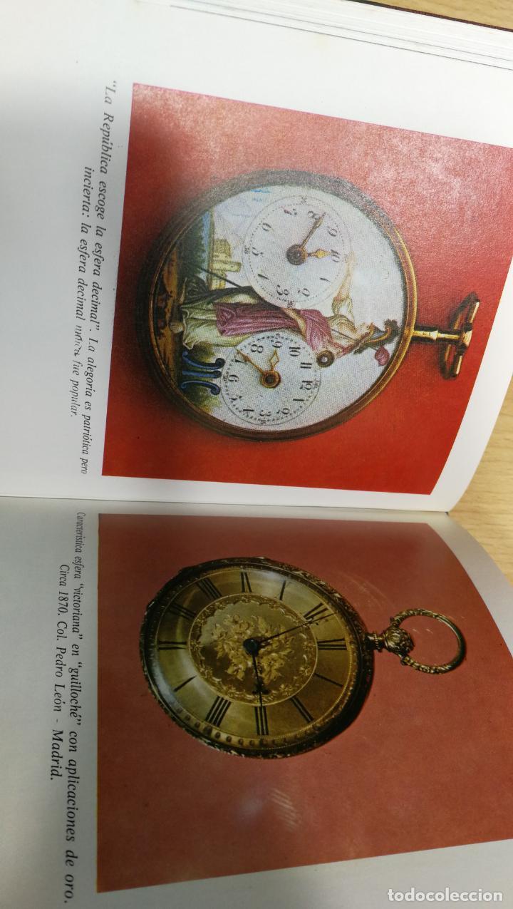 Herramientas de relojes: Tres magníficos libros para el estudiante del reloj y la relojería, tratados de diferentes décadas - Foto 42 - 156734558