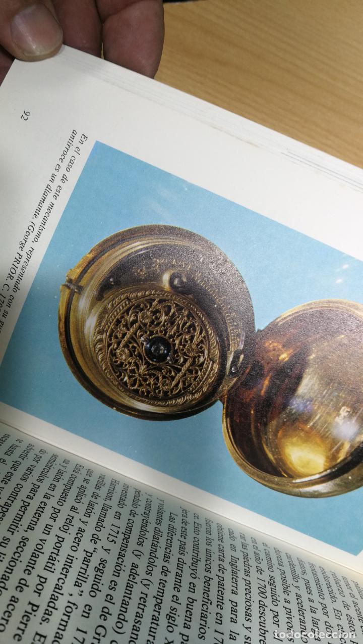 Herramientas de relojes: Tres magníficos libros para el estudiante del reloj y la relojería, tratados de diferentes décadas - Foto 43 - 156734558