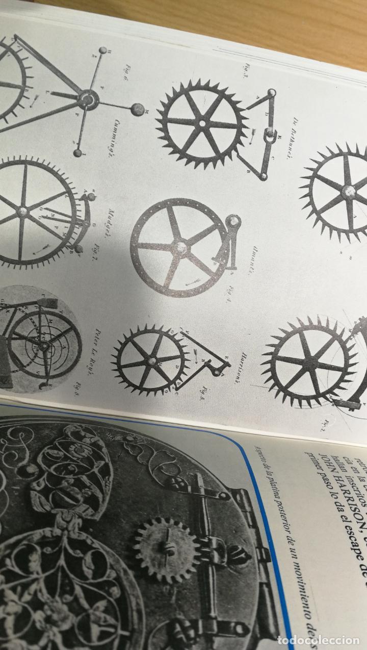 Herramientas de relojes: Tres magníficos libros para el estudiante del reloj y la relojería, tratados de diferentes décadas - Foto 44 - 156734558