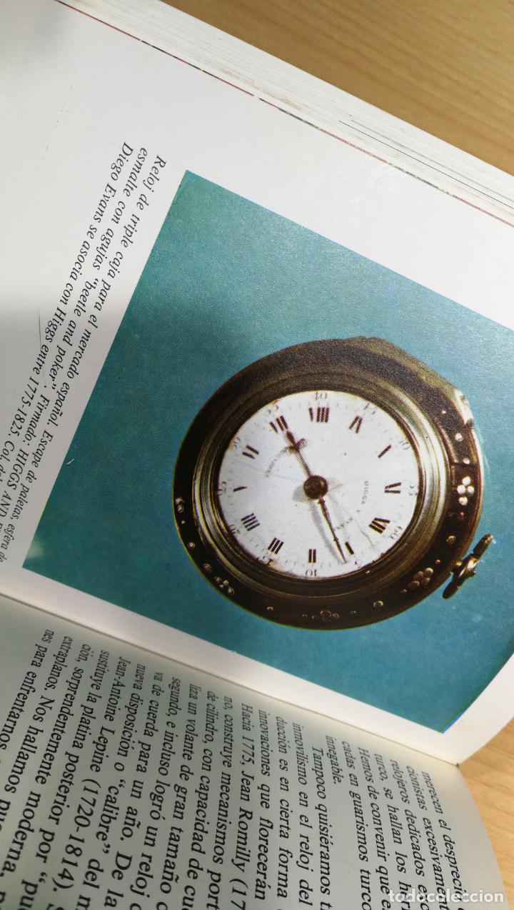 Herramientas de relojes: Tres magníficos libros para el estudiante del reloj y la relojería, tratados de diferentes décadas - Foto 45 - 156734558