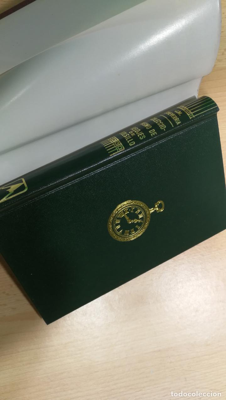 Herramientas de relojes: Tres magníficos libros para el estudiante del reloj y la relojería, tratados de diferentes décadas - Foto 47 - 156734558