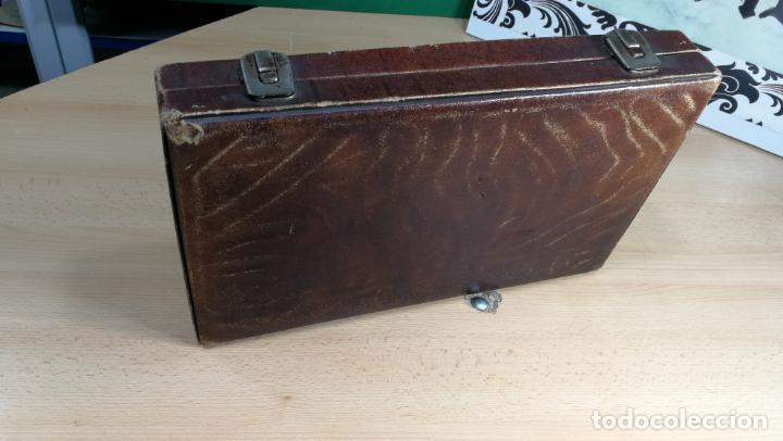 Herramientas de relojes: Botita caja ideal para guardar relojes, fornituras, billetes o pequeñas colecciones - Foto 10 - 160194246
