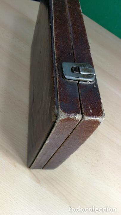 Herramientas de relojes: Botita caja ideal para guardar relojes, fornituras, billetes o pequeñas colecciones - Foto 11 - 160194246