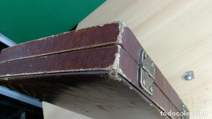 Herramientas de relojes: Botita caja ideal para guardar relojes, fornituras, billetes o pequeñas colecciones - Foto 13 - 160194246