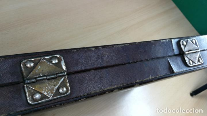 Herramientas de relojes: Botita caja ideal para guardar relojes, fornituras, billetes o pequeñas colecciones - Foto 15 - 160194246