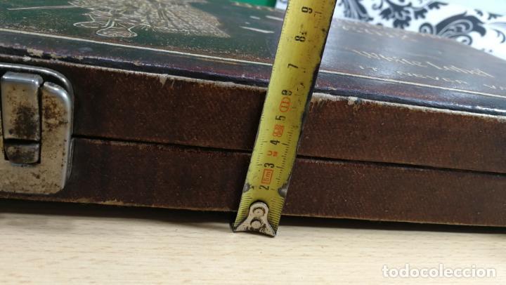 Herramientas de relojes: Botita caja ideal para guardar relojes, fornituras, billetes o pequeñas colecciones - Foto 27 - 160194246