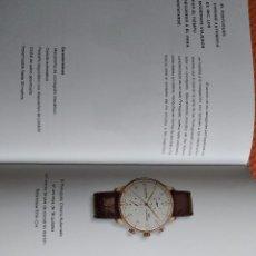 Herramientas de relojes: LIBRO IWC 125 AÑOS, 2001-2002. Lote 160845082
