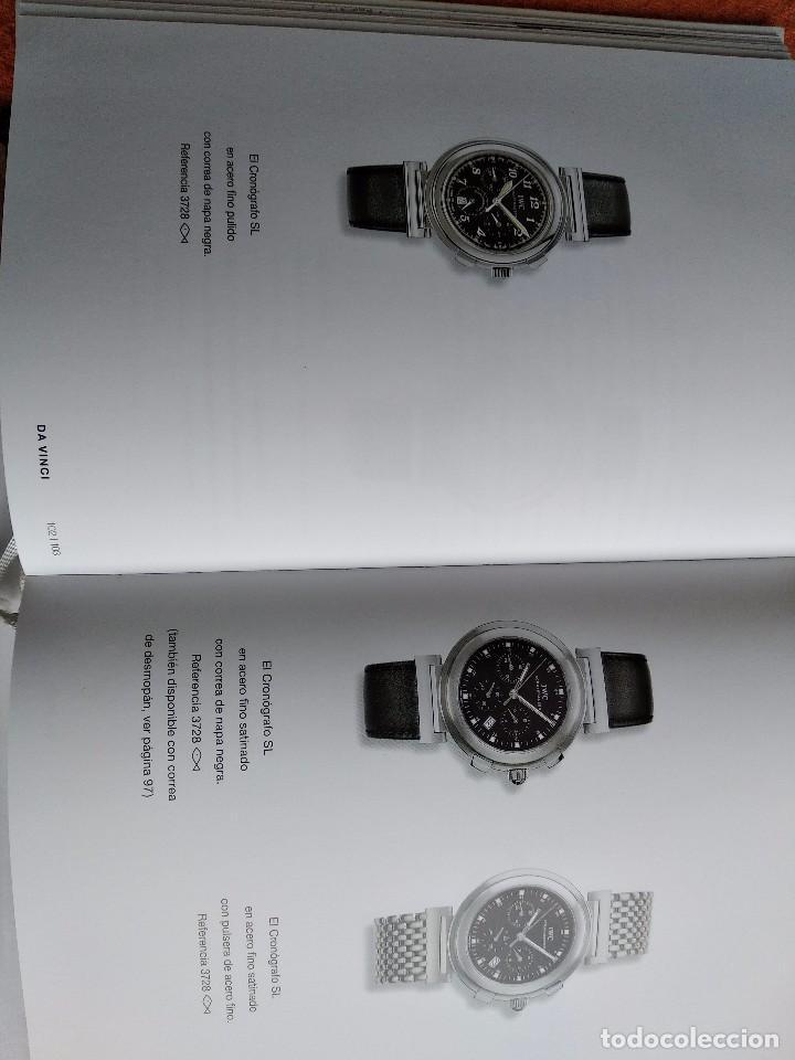 Herramientas de relojes: Libro IWC 125 años, 2001-2002 - Foto 4 - 160845082