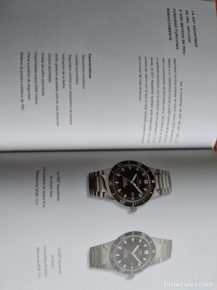 Herramientas de relojes: Libro IWC 125 años, 2001-2002 - Foto 6 - 160845082