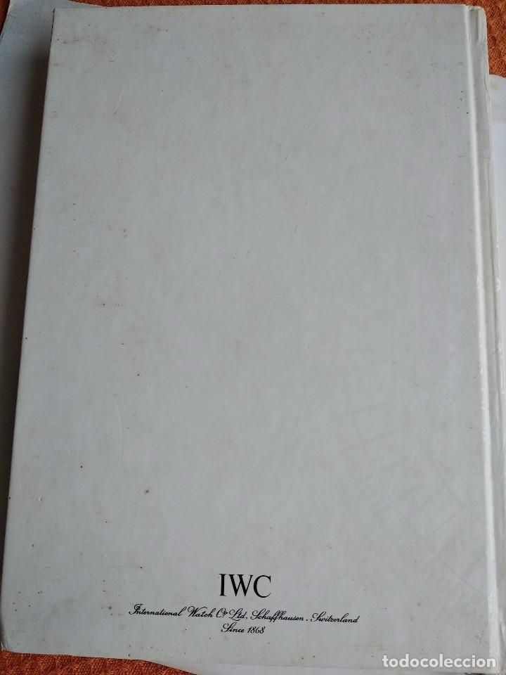 Herramientas de relojes: Libro IWC 125 años, 2001-2002 - Foto 13 - 160845082