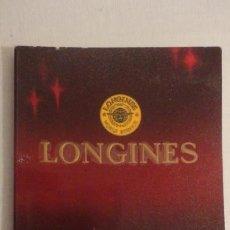 Herramientas de relojes: ANTIGUO CERTIFICADO DE GARANTIA.RELOJ LONGINES.SEVILLA 1970. Lote 163421450