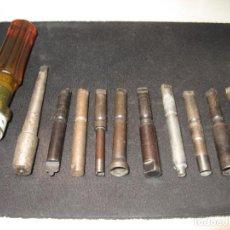 Herramientas de relojes - Antiguas herramientas para relojería - 163615002