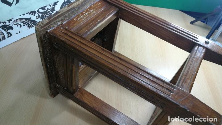 Herramientas de relojes: TABURETE ANTIGUO PEQUEÑO estaba en TALLER RELOJERO - Foto 5 - 167835924