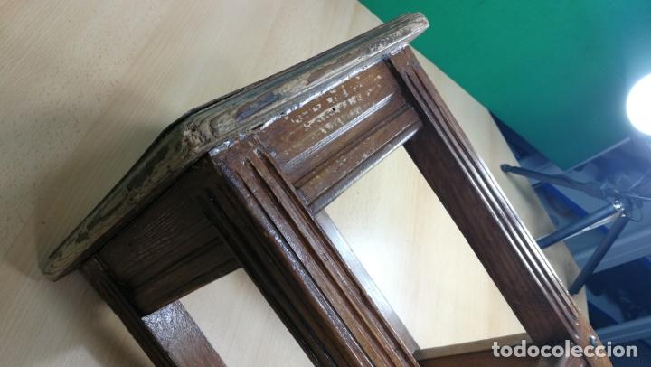 Herramientas de relojes: TABURETE ANTIGUO PEQUEÑO estaba en TALLER RELOJERO - Foto 6 - 167835924