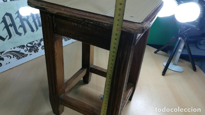 Herramientas de relojes: TABURETE ANTIGUO PEQUEÑO estaba en TALLER RELOJERO - Foto 18 - 167835924