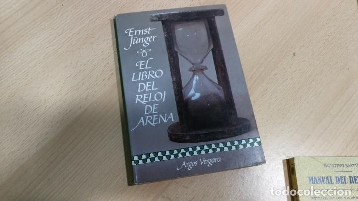 Herramientas de relojes: TRES GRANDES LIBROS DEL RELOJ, RELOJERÍA, DEL ARTE RELOJERO - Foto 3 - 167837412