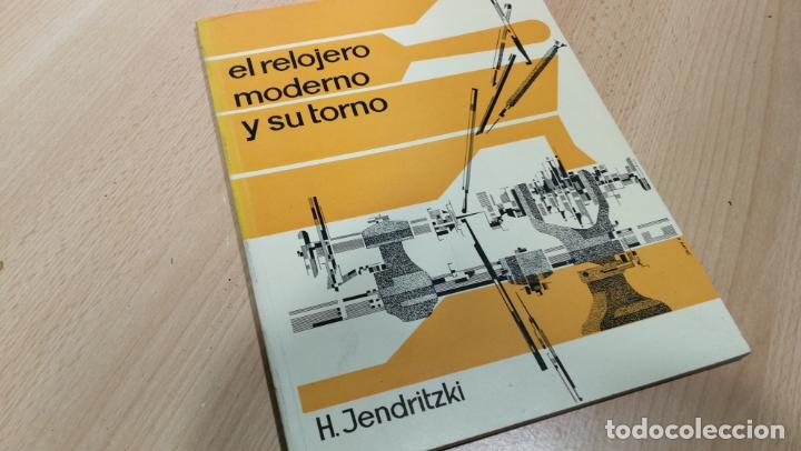 Herramientas de relojes: TRES GRANDES LIBROS DEL RELOJ, RELOJERÍA, DEL ARTE RELOJERO - Foto 8 - 167837412