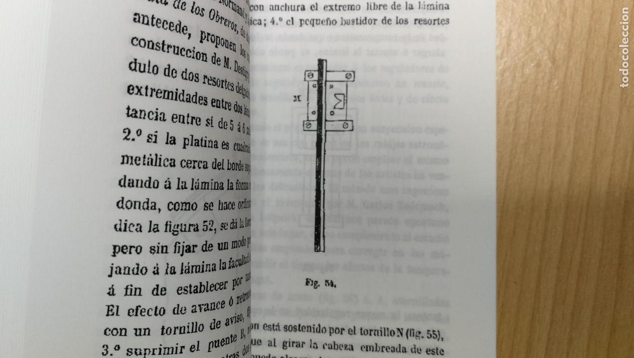 Herramientas de relojes: TRES GRANDES LIBROS DEL RELOJ, RELOJERÍA, DEL ARTE RELOJERO - Foto 12 - 167837412