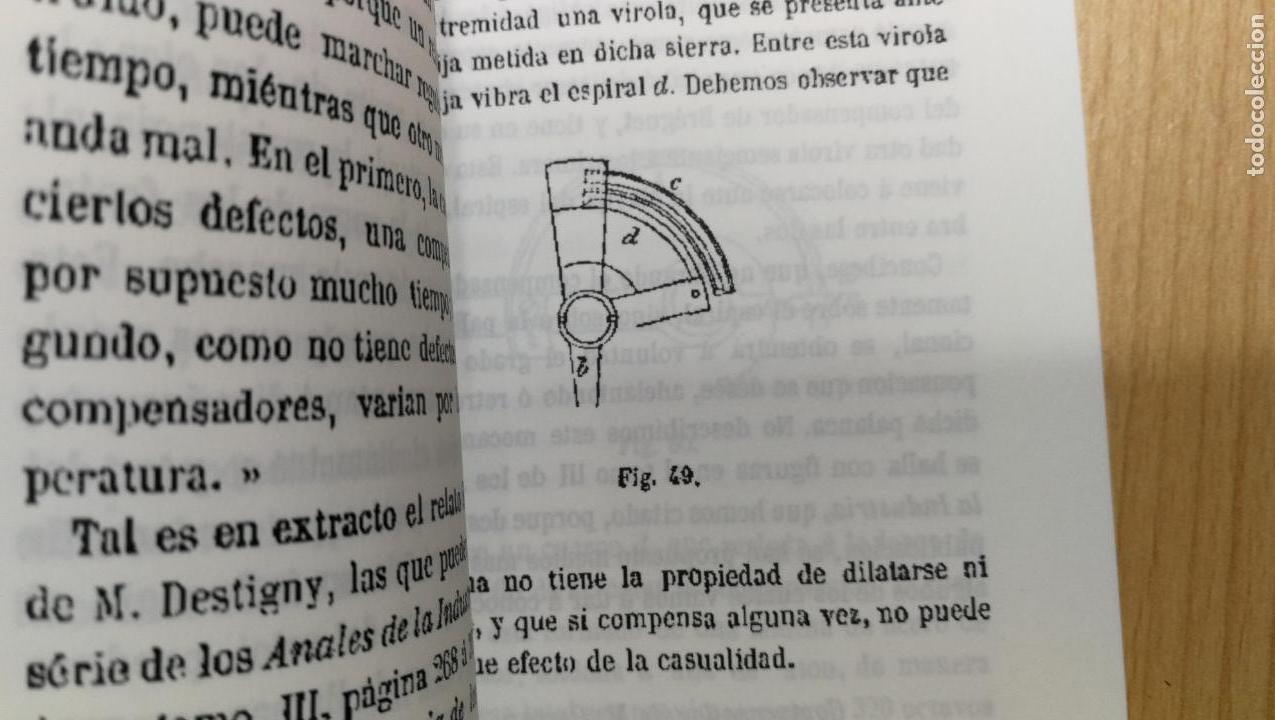 Herramientas de relojes: TRES GRANDES LIBROS DEL RELOJ, RELOJERÍA, DEL ARTE RELOJERO - Foto 13 - 167837412
