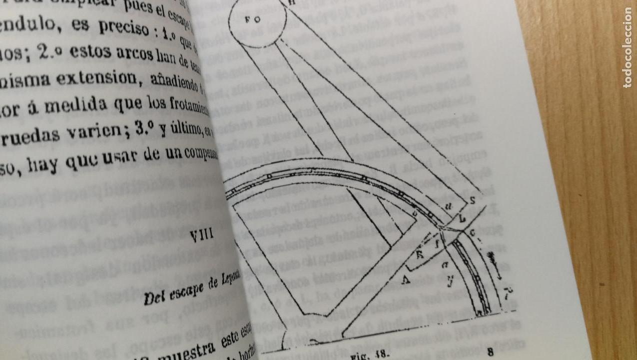 Herramientas de relojes: TRES GRANDES LIBROS DEL RELOJ, RELOJERÍA, DEL ARTE RELOJERO - Foto 14 - 167837412
