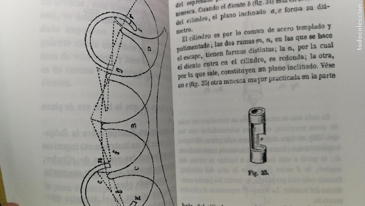 Herramientas de relojes: TRES GRANDES LIBROS DEL RELOJ, RELOJERÍA, DEL ARTE RELOJERO - Foto 16 - 167837412