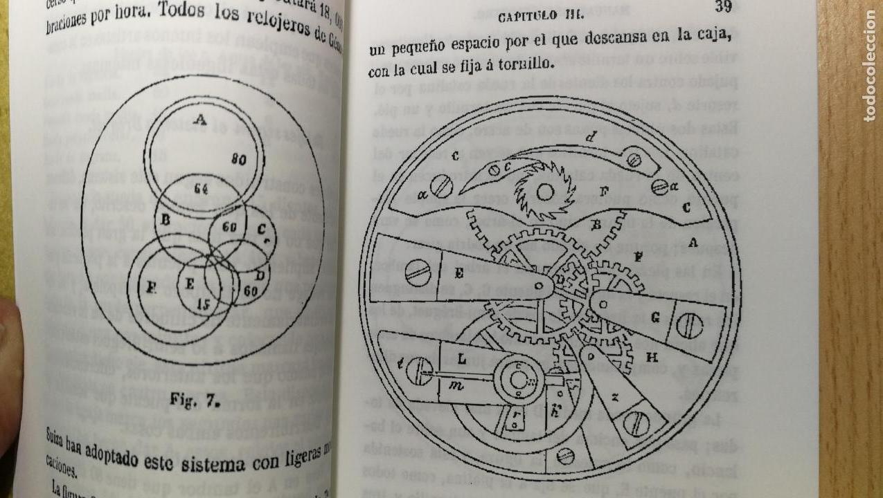 Herramientas de relojes: TRES GRANDES LIBROS DEL RELOJ, RELOJERÍA, DEL ARTE RELOJERO - Foto 19 - 167837412