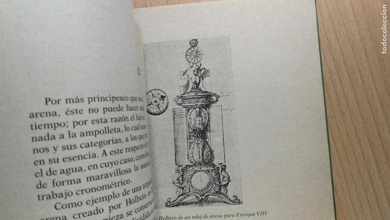 Herramientas de relojes: TRES GRANDES LIBROS DEL RELOJ, RELOJERÍA, DEL ARTE RELOJERO - Foto 31 - 167837412